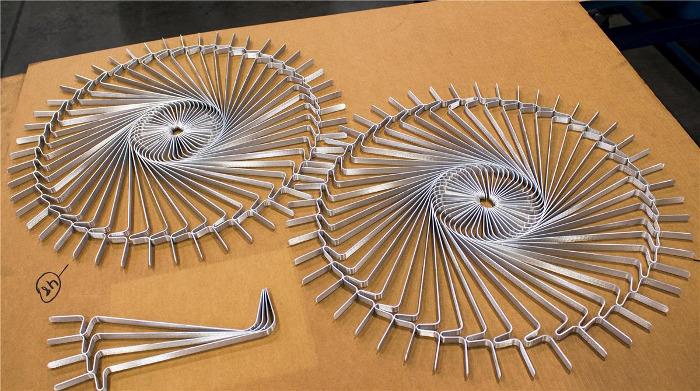 Aluminum Medical Arm Braces