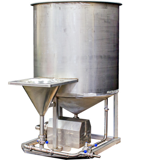 Brine Mixer w out Glycol Jacket